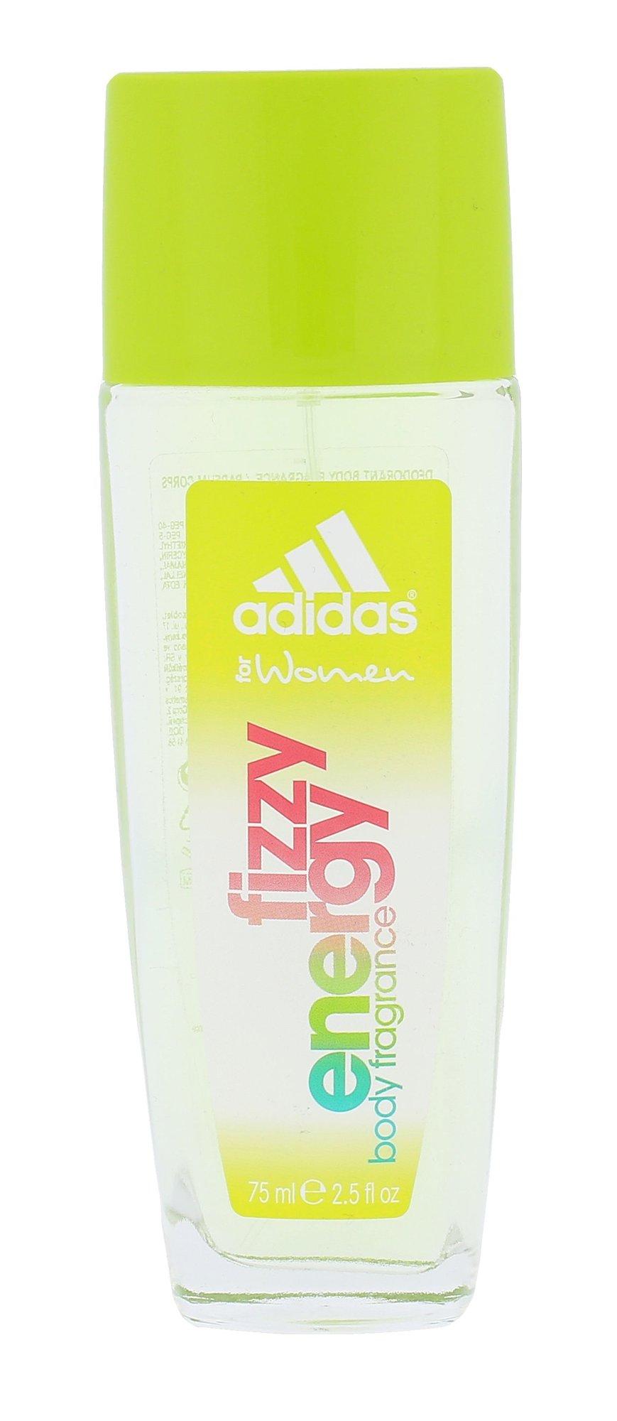 Adidas Fizzy Energy For Women Deodorant 75ml