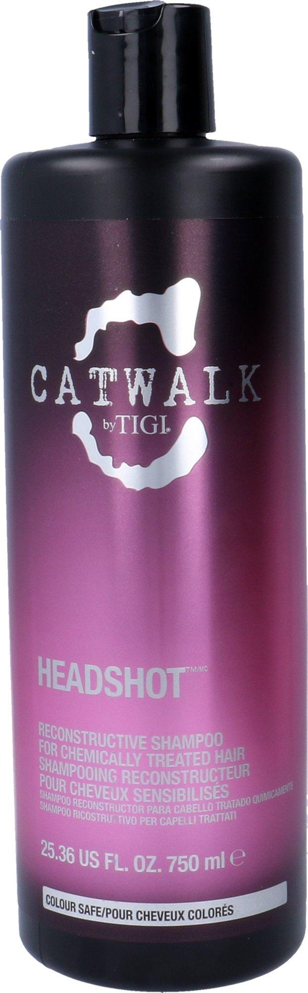 Tigi Catwalk Headshot Cosmetic 750ml