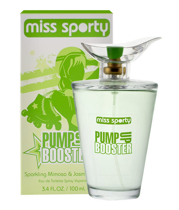 Miss Sporty Pump Up Booster EDT 100ml