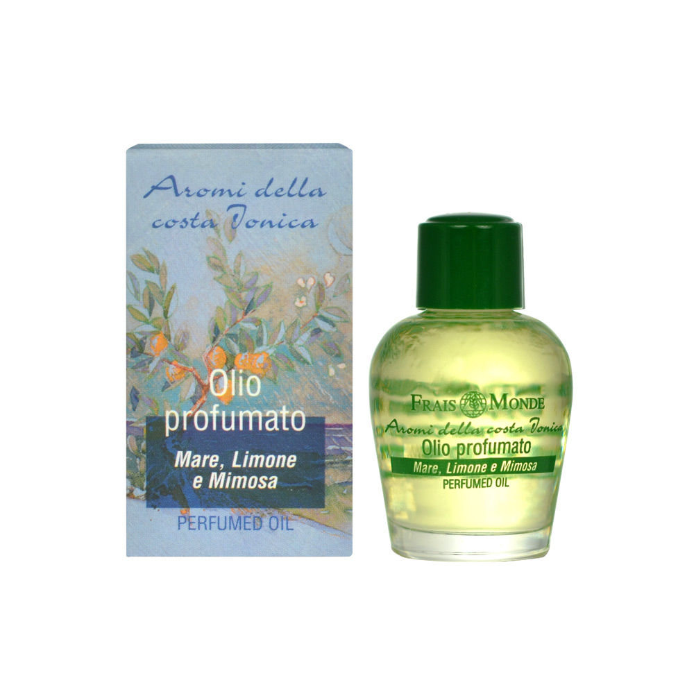 Frais Monde Seaspray, Lemon And Mimosa Perfumed oil 12ml