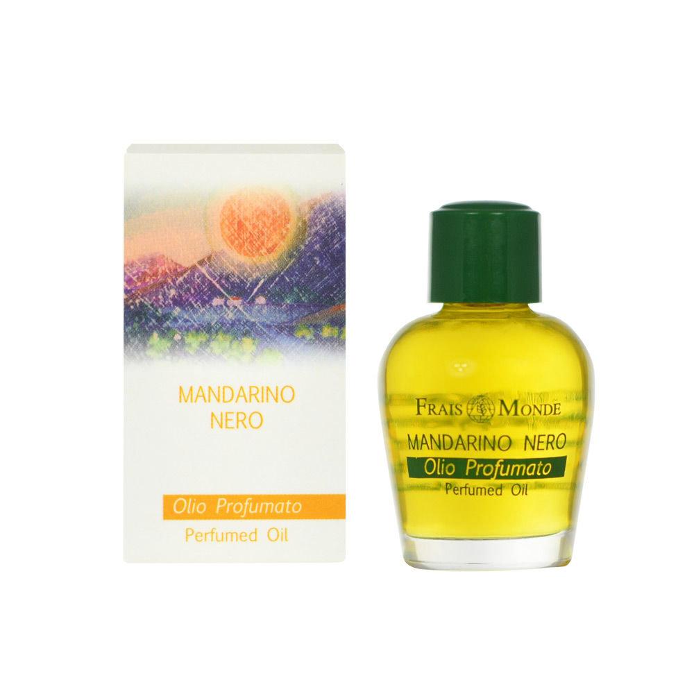 Frais Monde Black Mandarin Perfumed oil 12ml