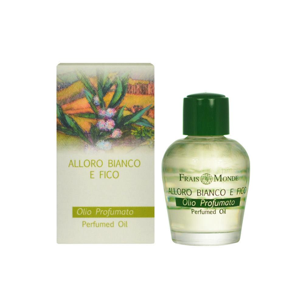 Frais Monde White Laurel And Fig Perfumed Oil Perfumed oil 12ml