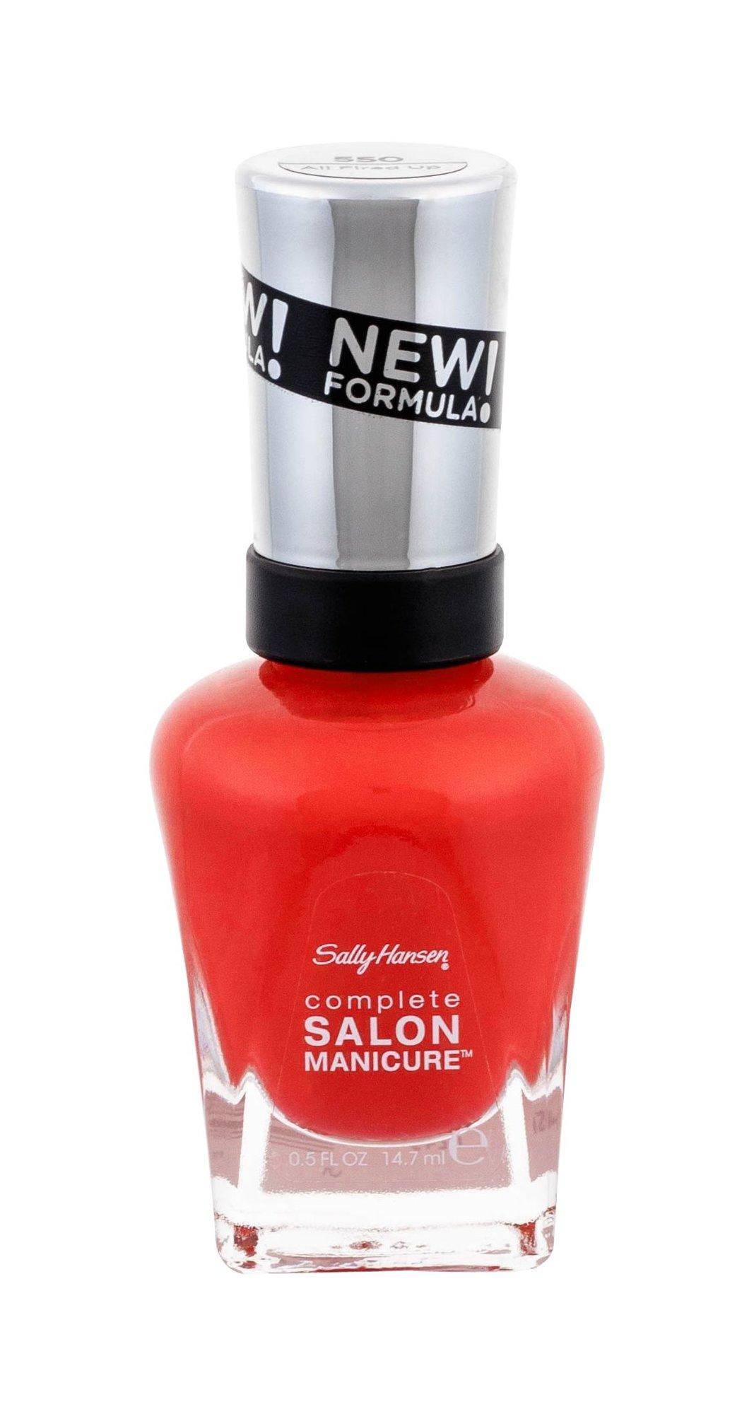 Sally Hansen Complete Salon Manicure Cosmetic 14,7ml 560 Kook A Mango