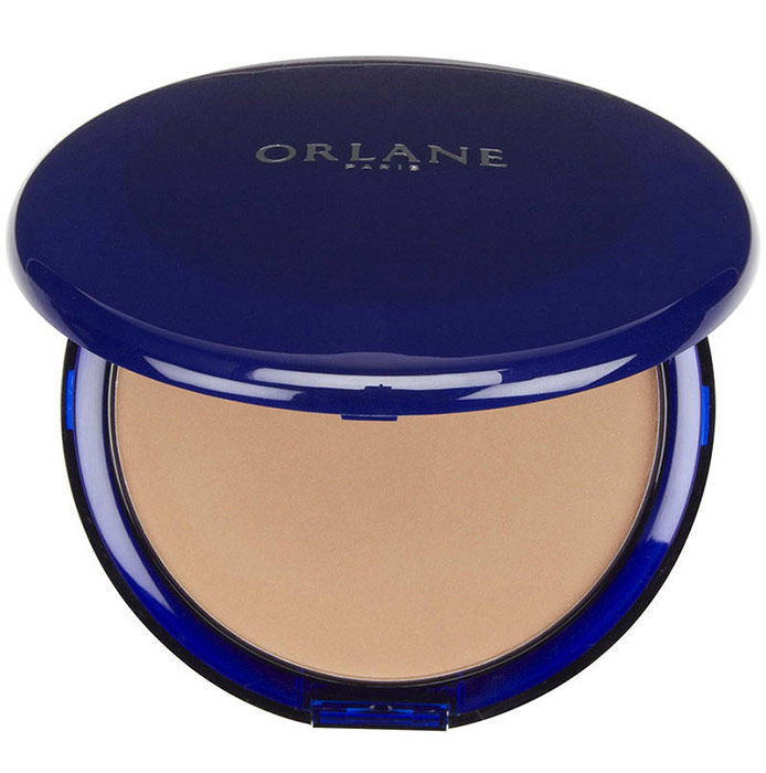 Orlane Bronzing Pressed Powder Cosmetic 31ml 02 Soleil Cuivré