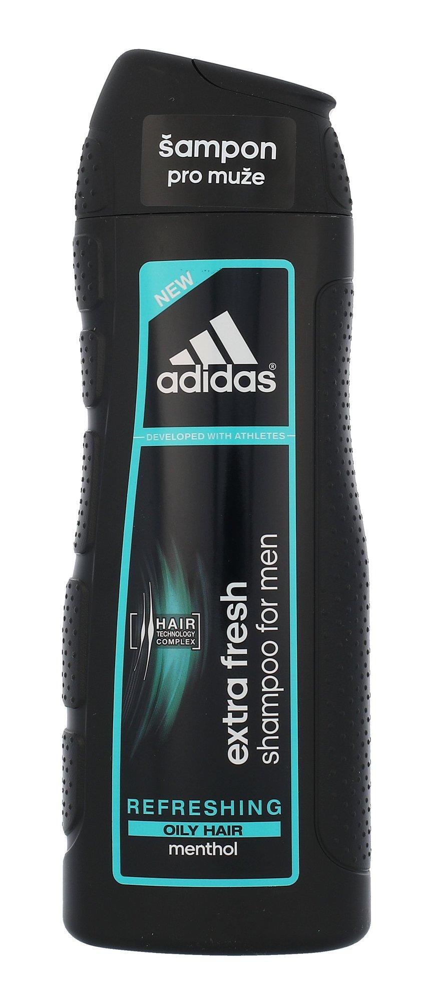 Adidas Extra Fresh Shampoo 400ml