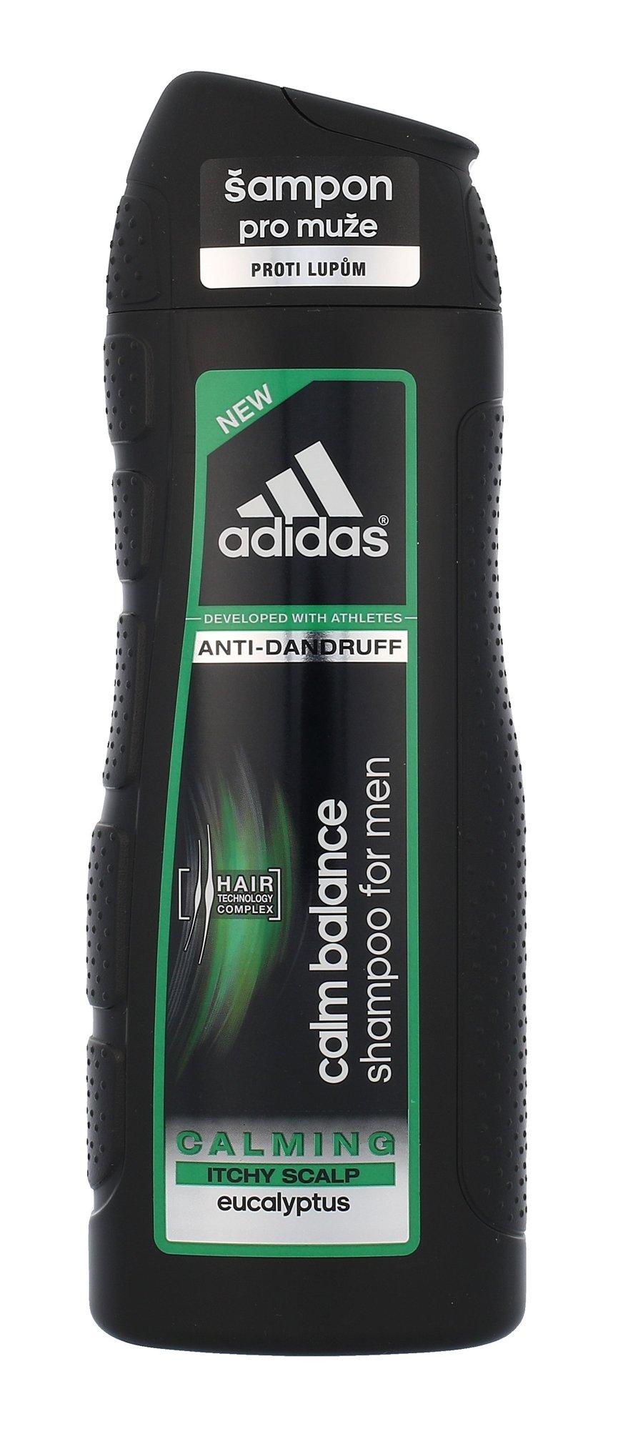 Adidas Calm Balance Shampoo 400ml