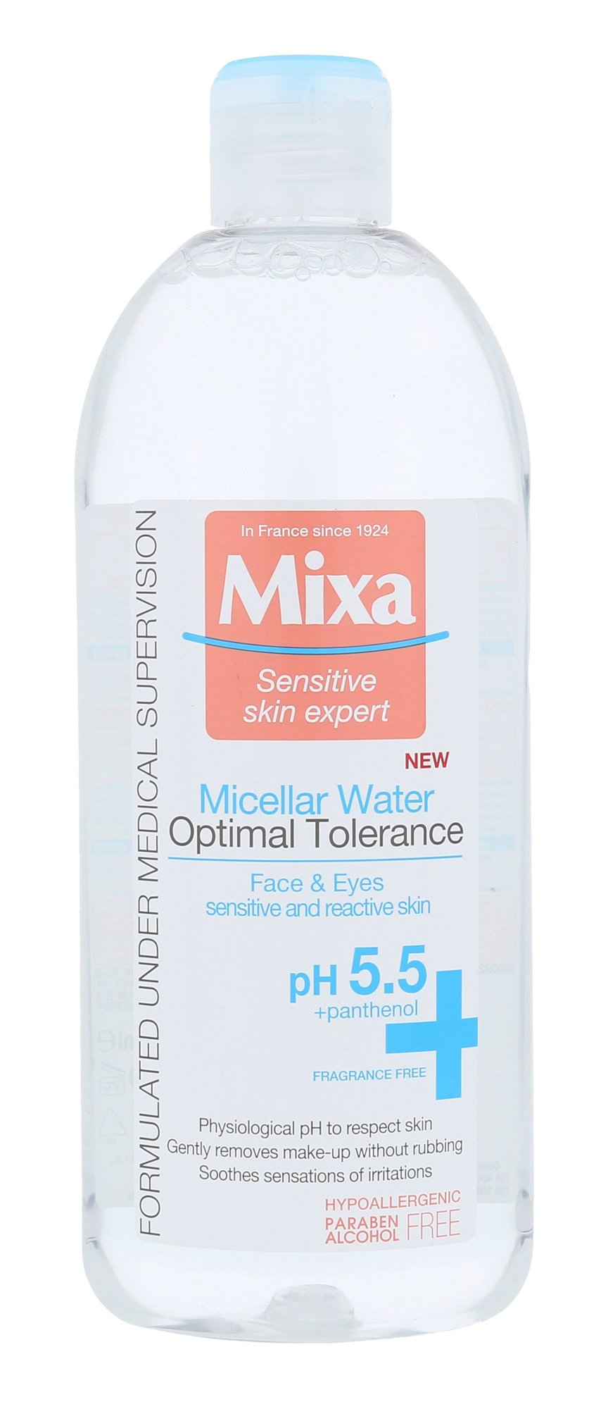 Mixa Optimal Tolerance Cosmetic 400ml