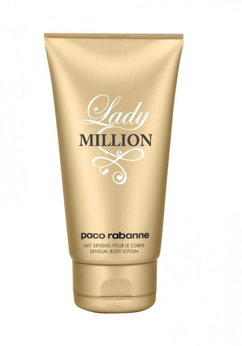 Paco Rabanne Lady Million Body lotion 100ml
