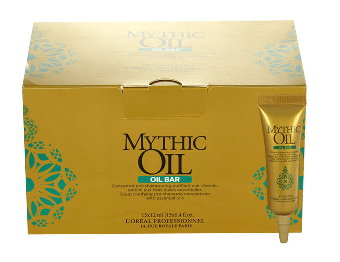 L´Oréal Professionnel Mythic Oil Cosmetic 15x12ml