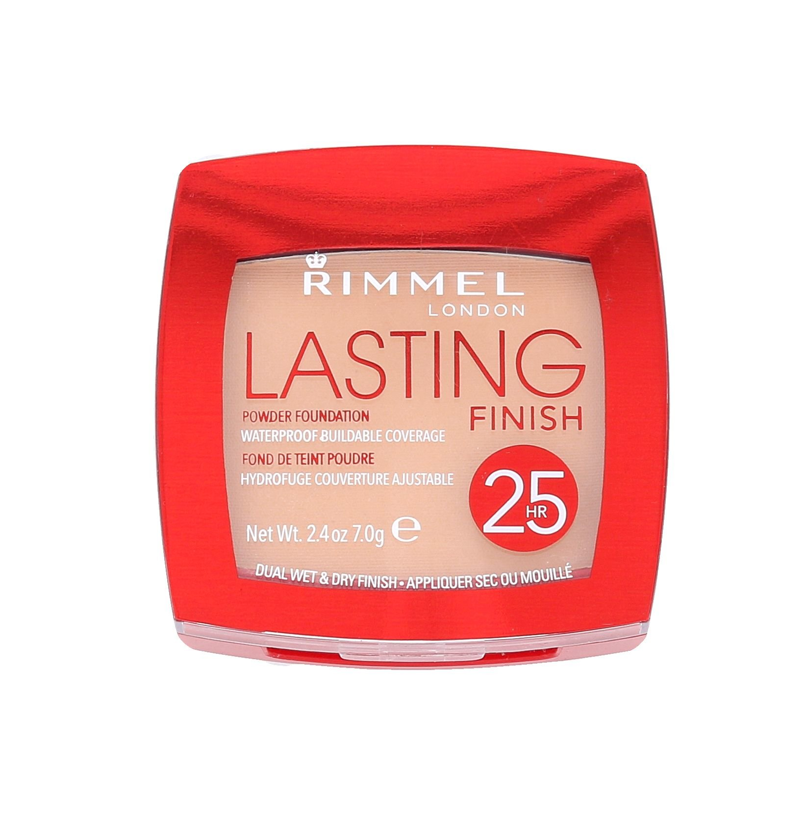 Rimmel London Lasting Finish Cosmetic 7ml 004 Light Honey