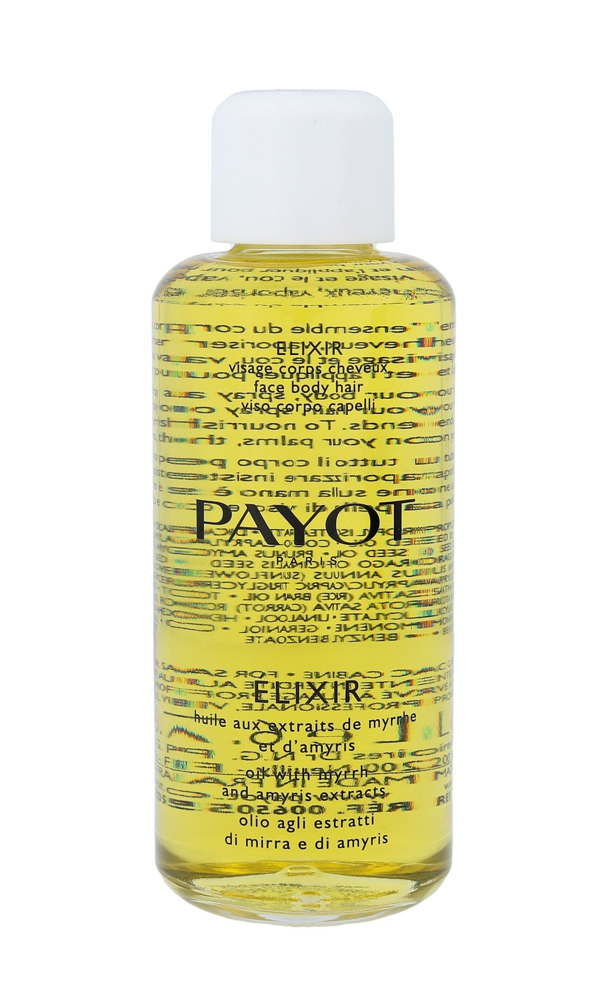 PAYOT Elixir Cosmetic 200ml  Body Face Hair Oil