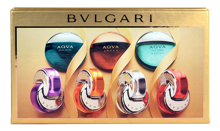 Bvlgari Mini Set 4 EDT 35ml