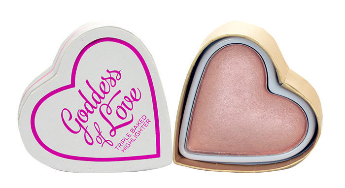 Makeup Revolution London I Heart Makeup Cosmetic 10ml Goddess Of Love