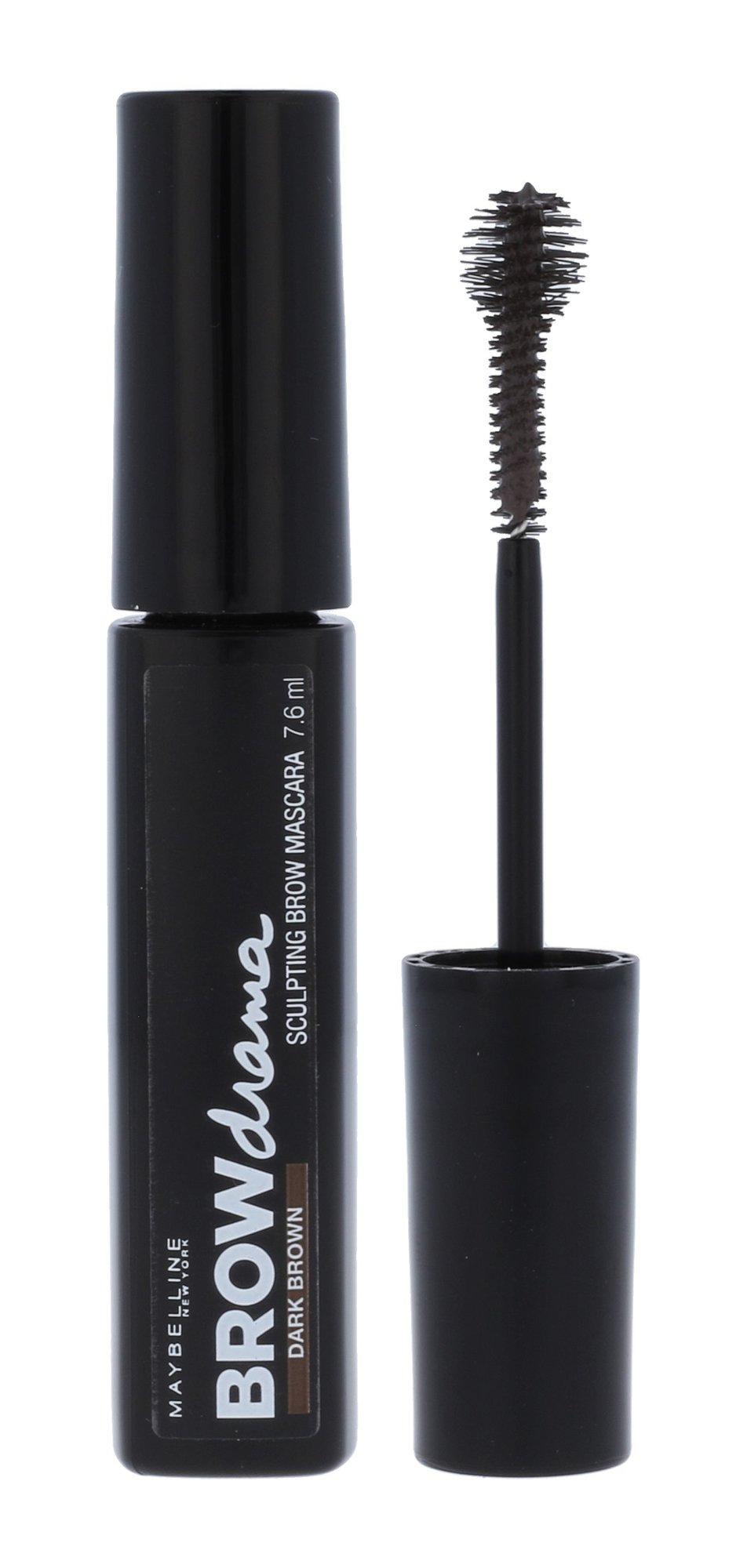 Maybelline Brow Drama Cosmetic 7,6ml Dark Brown