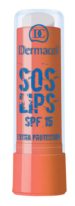 Dermacol SOS Lips Cosmetic 3,5ml Almond