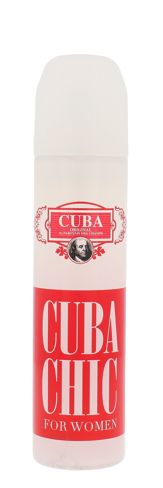 Cuba Cuba Chic For Women EDP 100ml