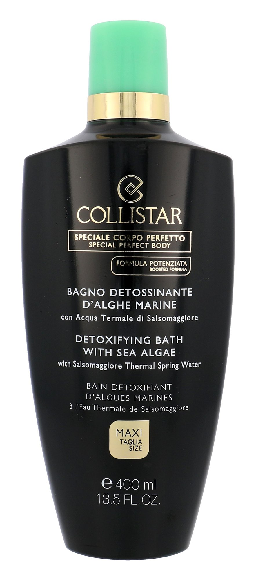 Collistar Detoxifying Bath With Sea Algae Cosmetic 400ml