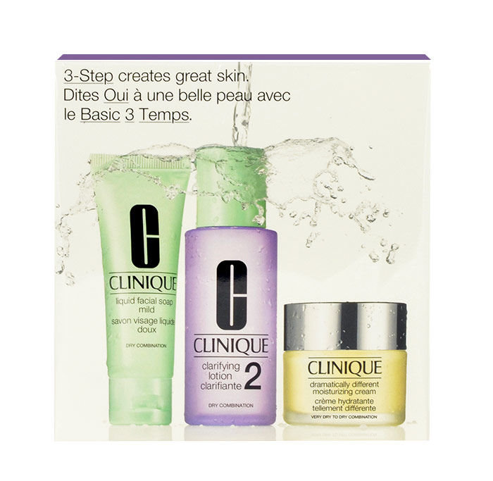 Clinique 3-Step Skin Care 2 Cosmetic 100ml