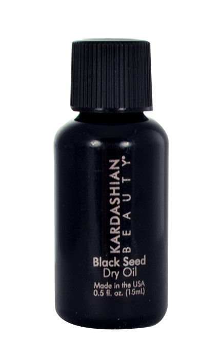 Kardashian Beauty Hair Care Cosmetic 15ml  Black Seed Dry Oil