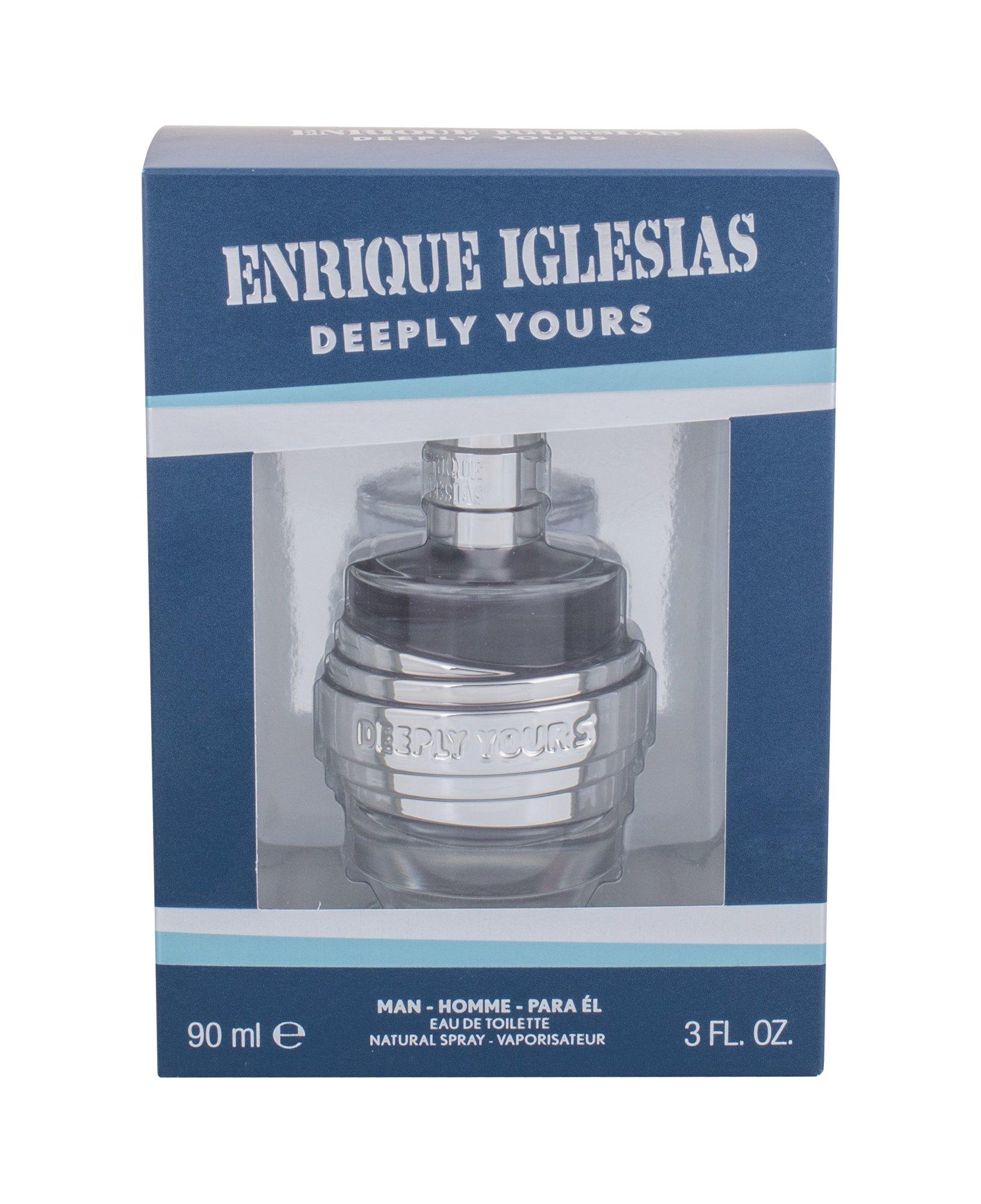 Kvepalai Enrique Iglesias Deeply Yours