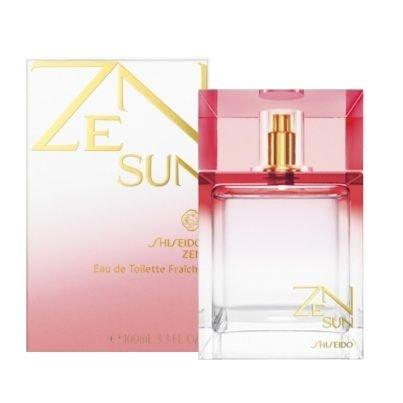 Shiseido Zen Sun Eau de Fraiche 100ml