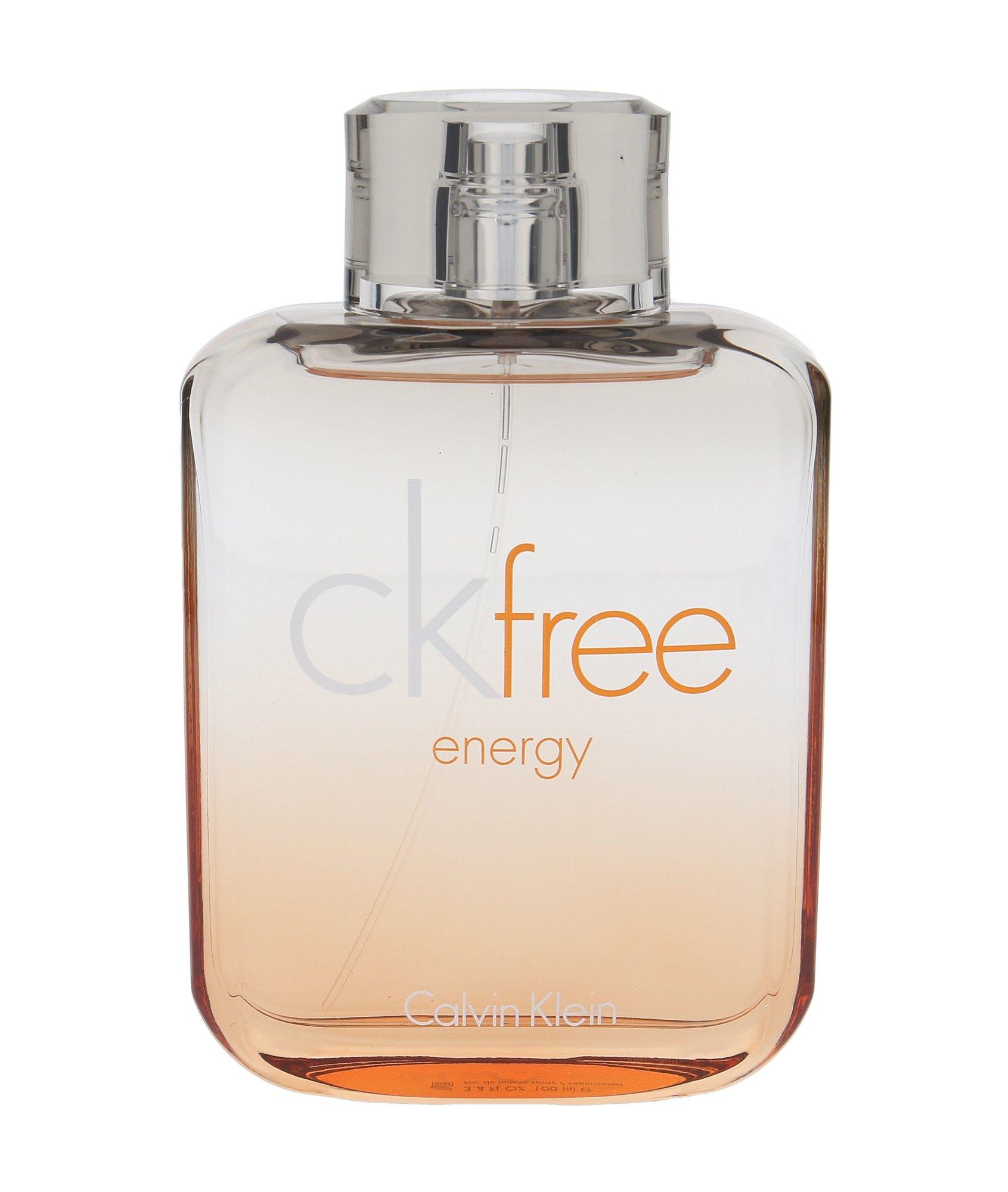 Calvin Klein CK Free Energy EDT 100ml