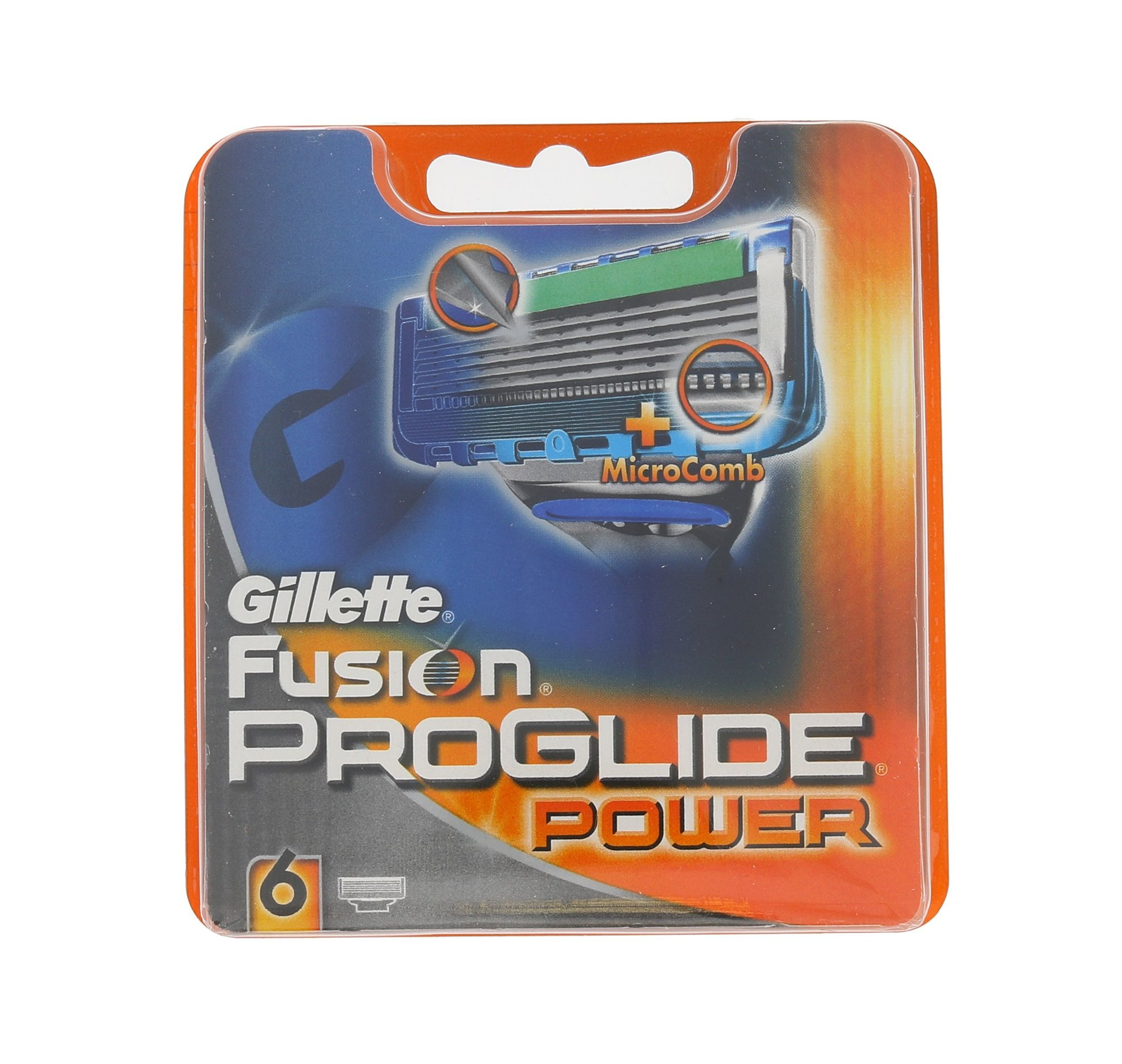 Gillette Fusion Proglide Power Cosmetic 6ml