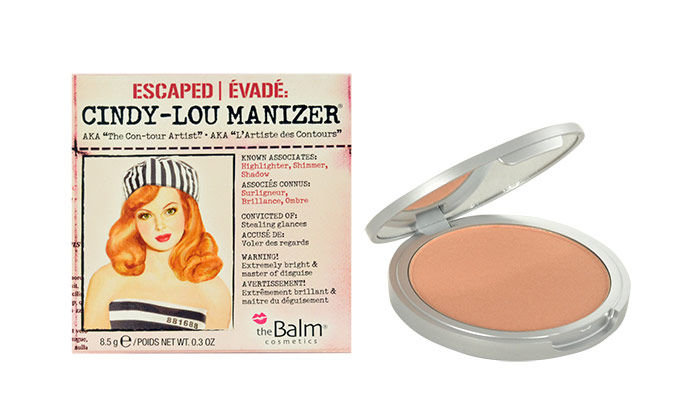 TheBalm Cindy-Lou Manizer Cosmetic 8,5ml
