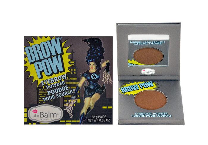 TheBalm Brow Pow Eyebrow Powder Cosmetic 0,85g Dark Brown