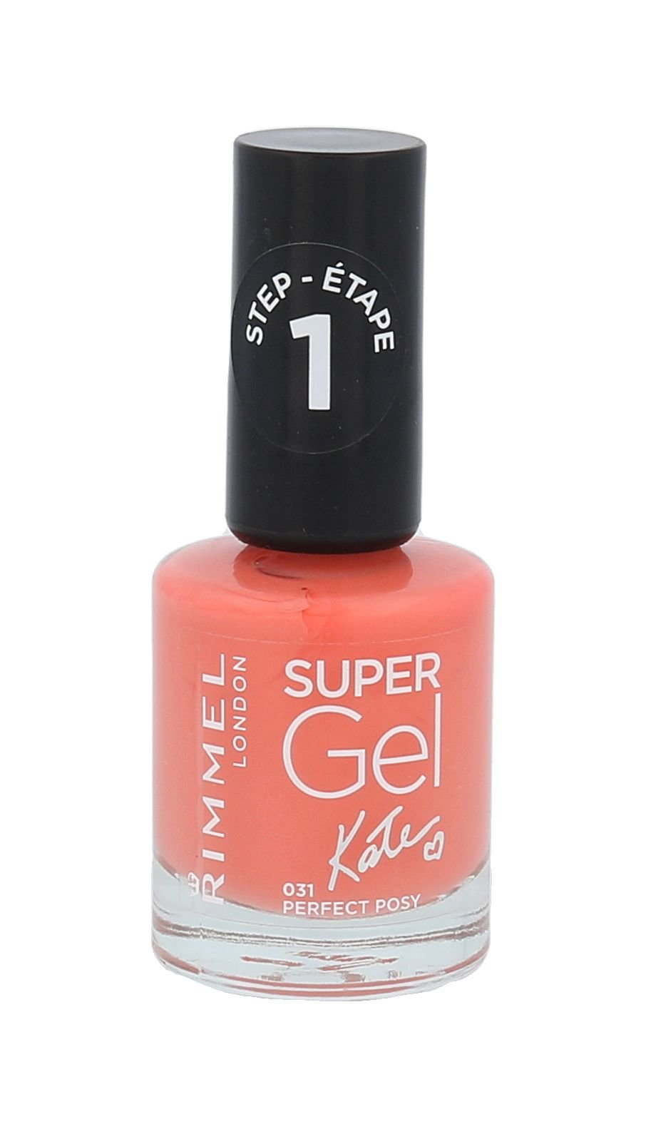 Rimmel London Super Gel By Kate Cosmetic 12ml 031 Perfect Posy