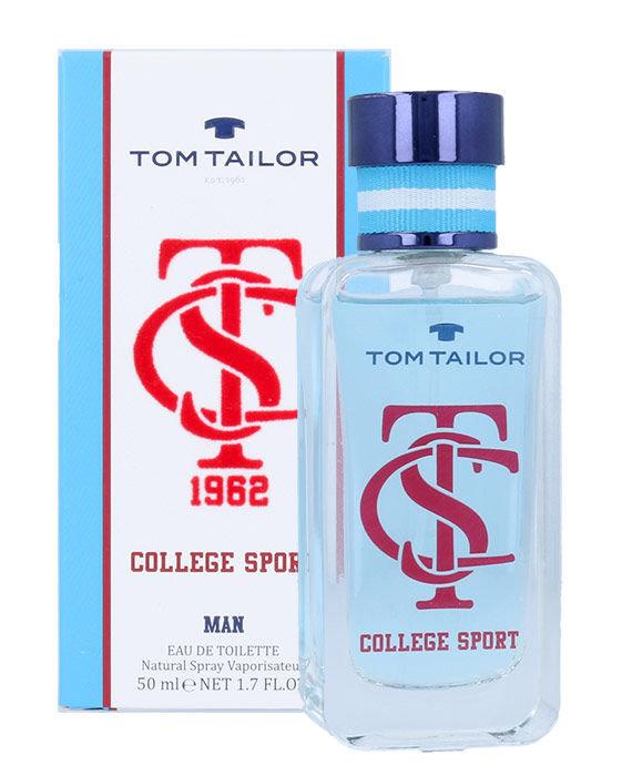 Tom Tailor College Sport EDT 50ml