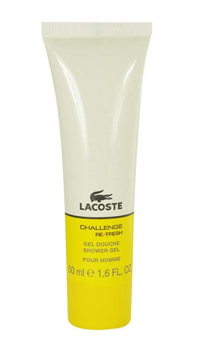 Lacoste Challenge Refresh Shower gel 50ml