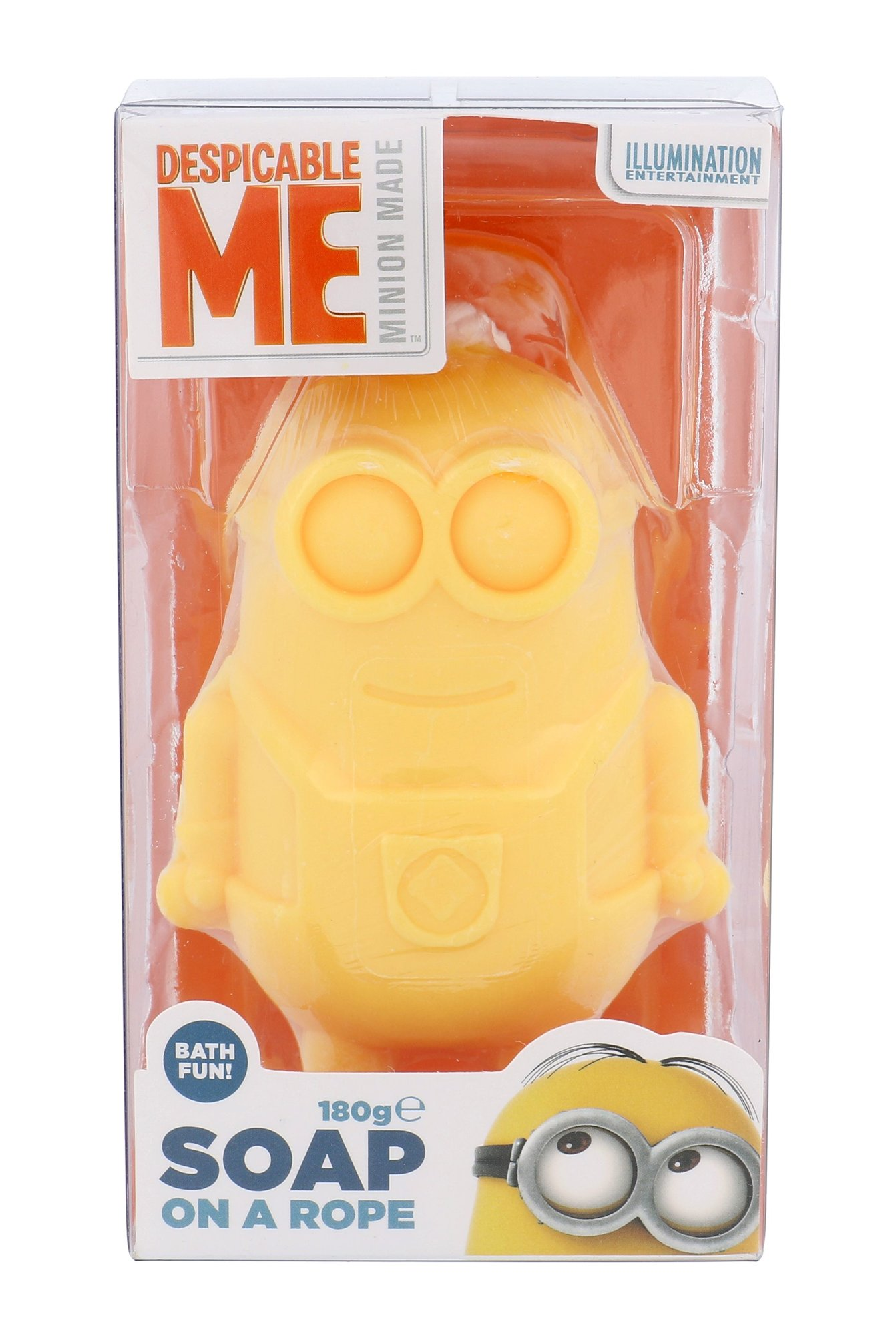 Minions Soap On A Rope Cosmetic 180ml