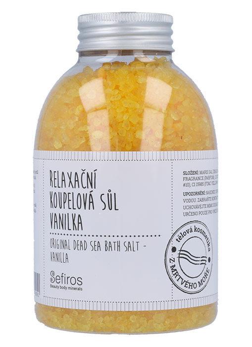 Sefiros Original Dead Sea Cosmetic 500ml