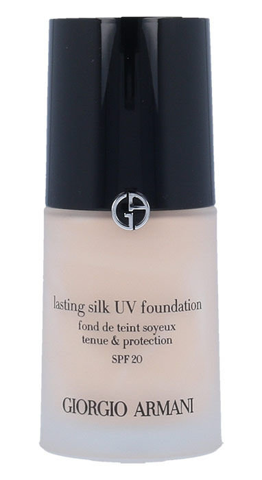 Giorgio Armani Lasting Silk UV Foundation Cosmetic 30ml 4