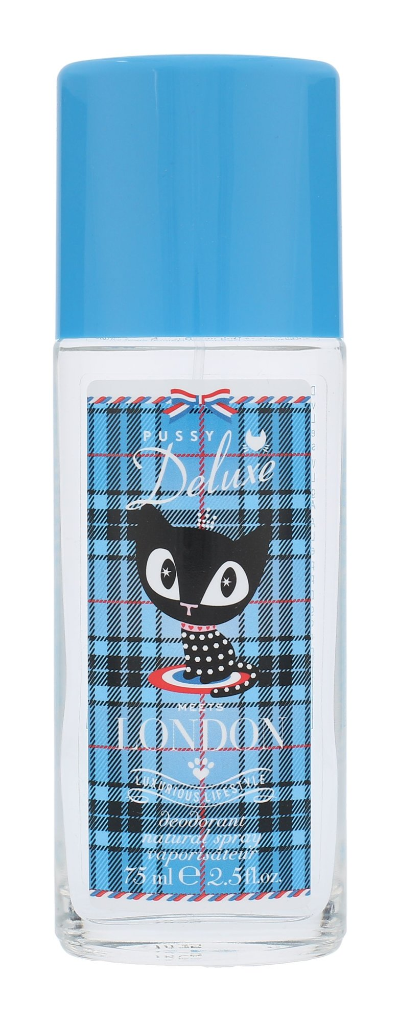 Pussy Deluxe Meets London Deodorant 75ml