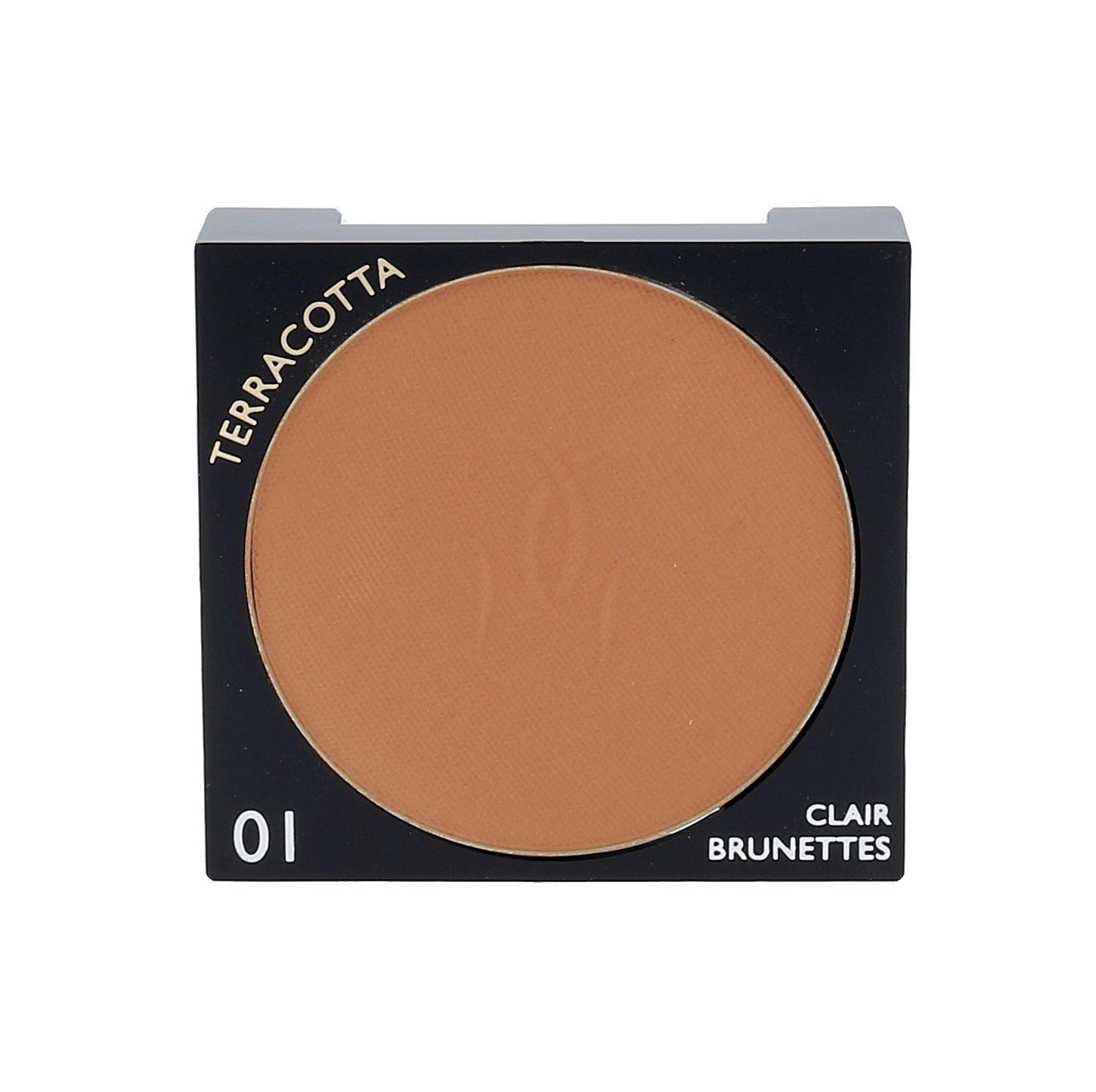 Guerlain Terracotta Cosmetic 6ml 01 Clair-Brunettes