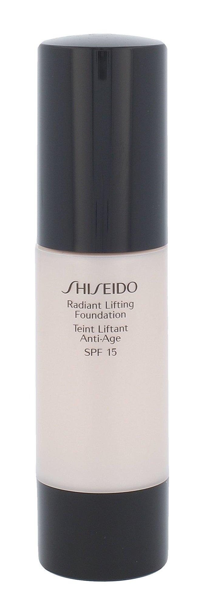Shiseido Radiant Lifting Foundation Cosmetic 30ml O00 Very Light Ochre