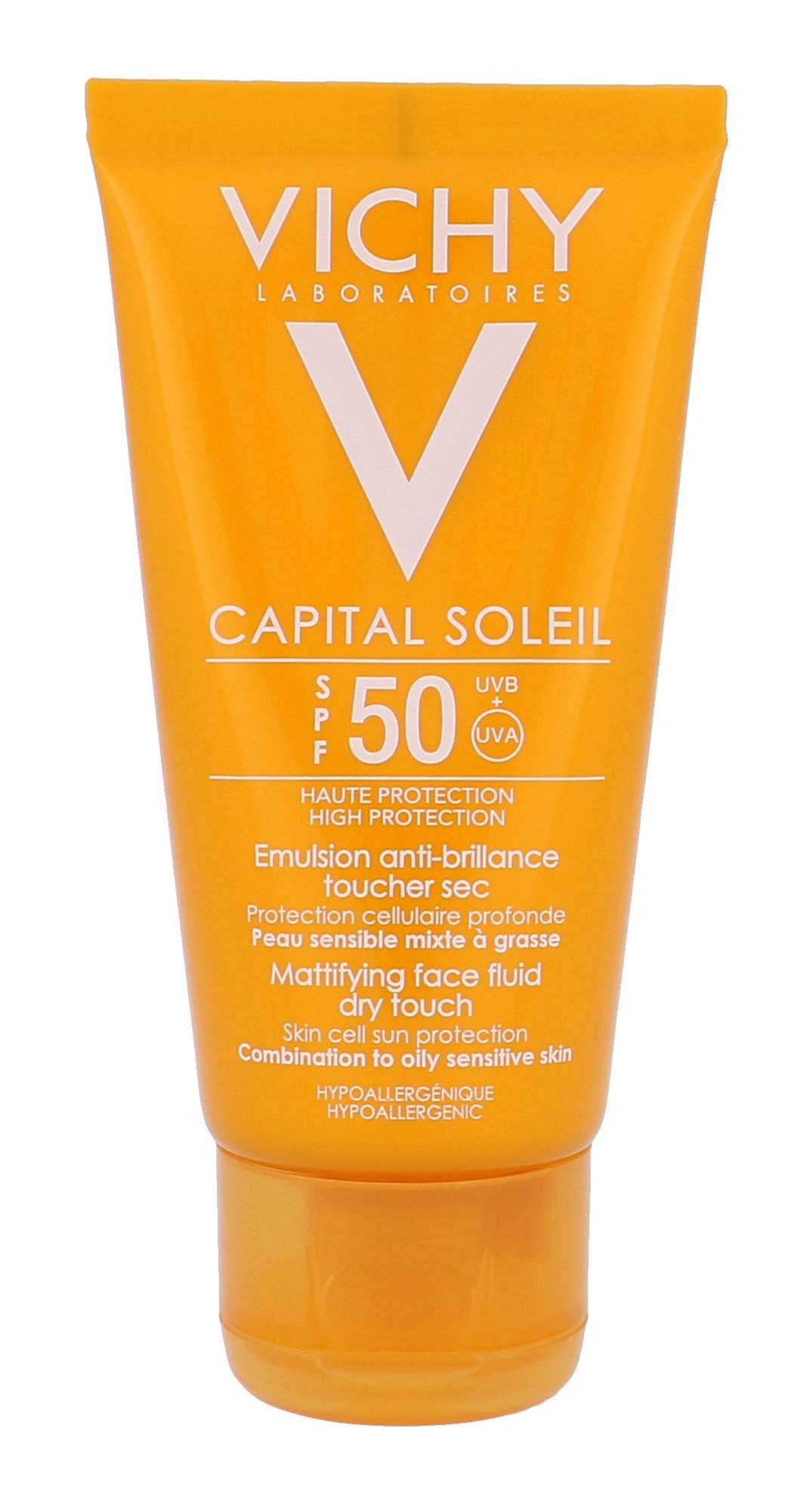 Vichy Capital Soleil Face Fluid SPF50 Cosmetic 50ml