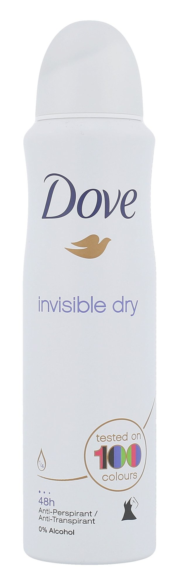 Dove Invisible Dry Cosmetic 150ml
