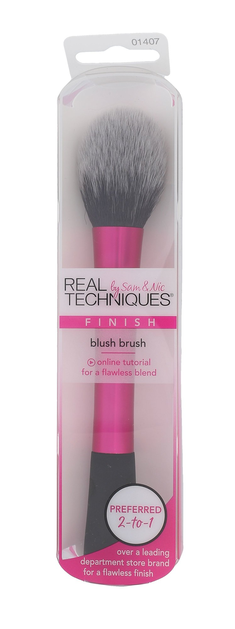 Real Techniques Finish Blush Brush Cosmetic 1ks