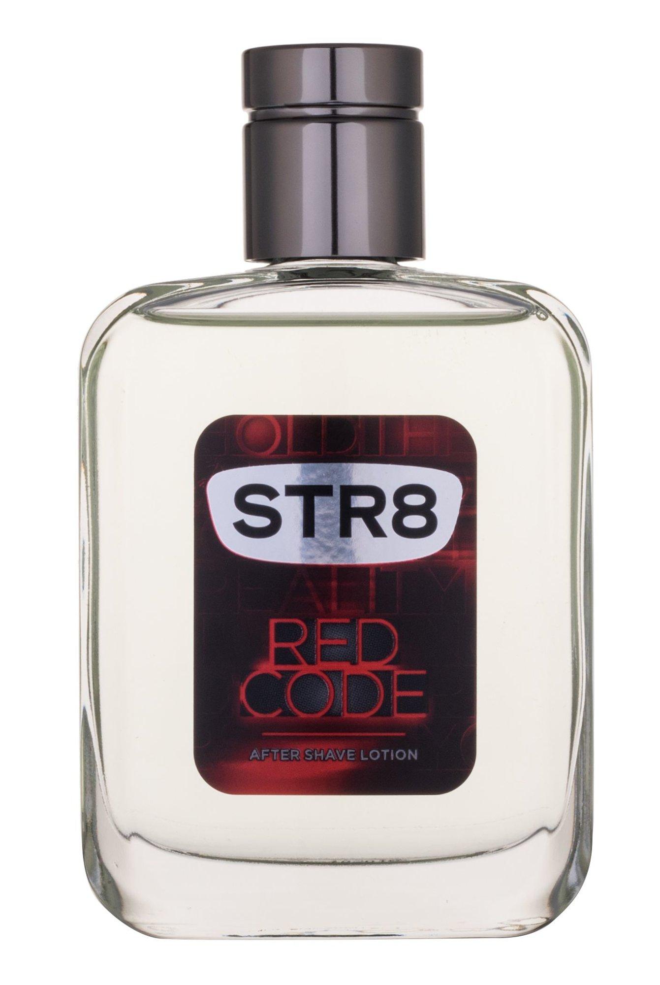 Priemonė po skutimosi STR8 Red Code