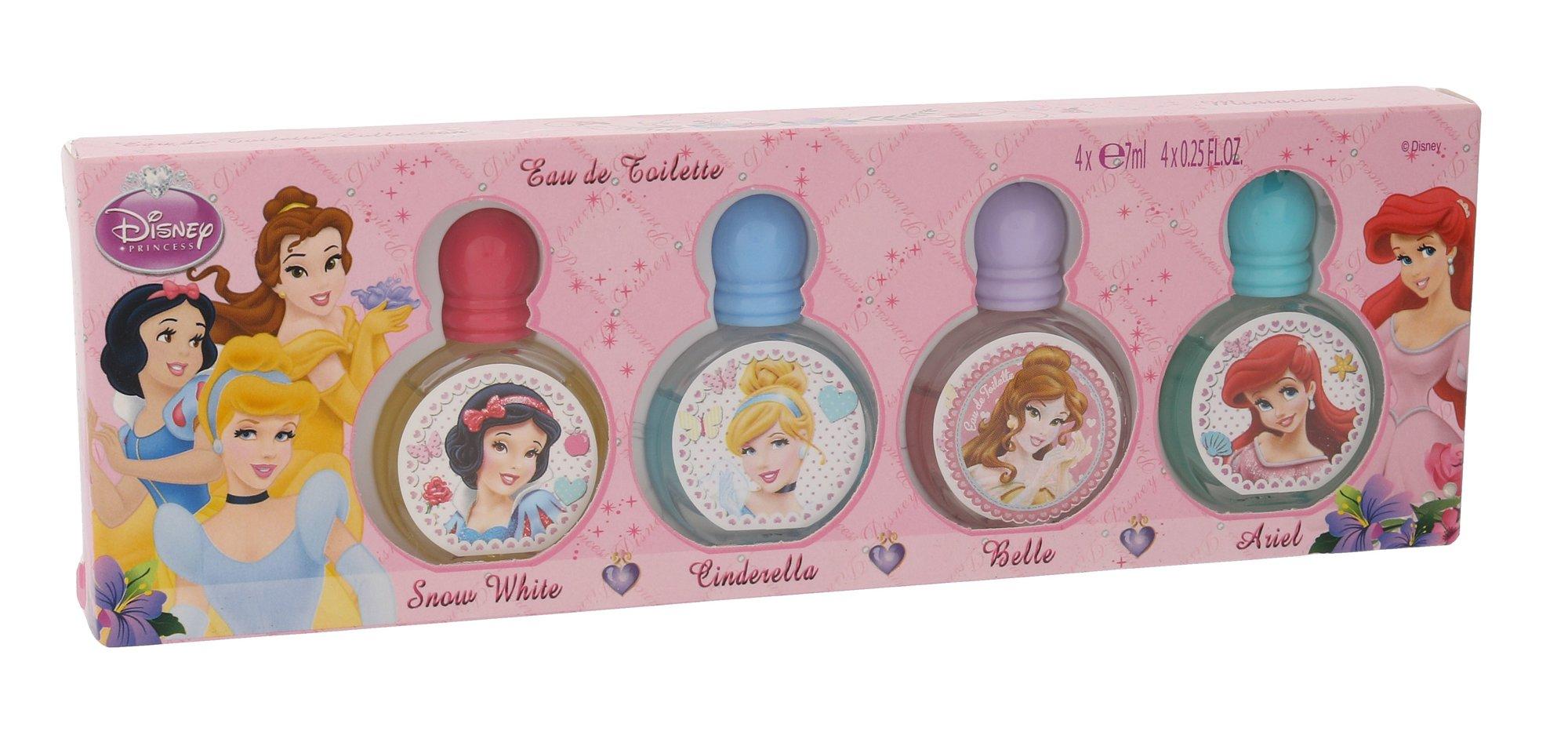 Disney Princess Princess EDT 4x7ml