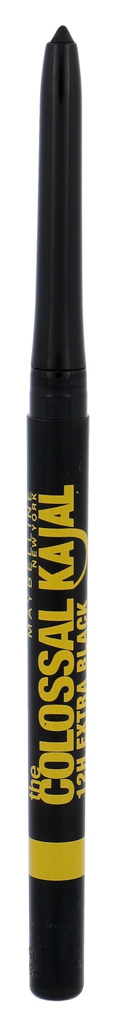 Maybelline Colossal Kajal 12h Eye Pencil Cosmetic 0,35g Extra Black