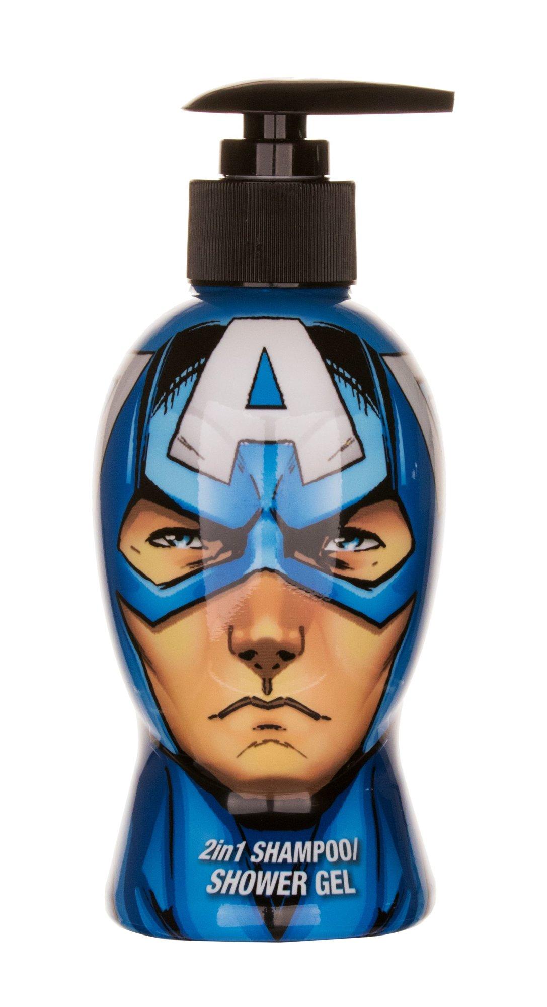 Marvel Avengers Captain America Shower gel 300ml