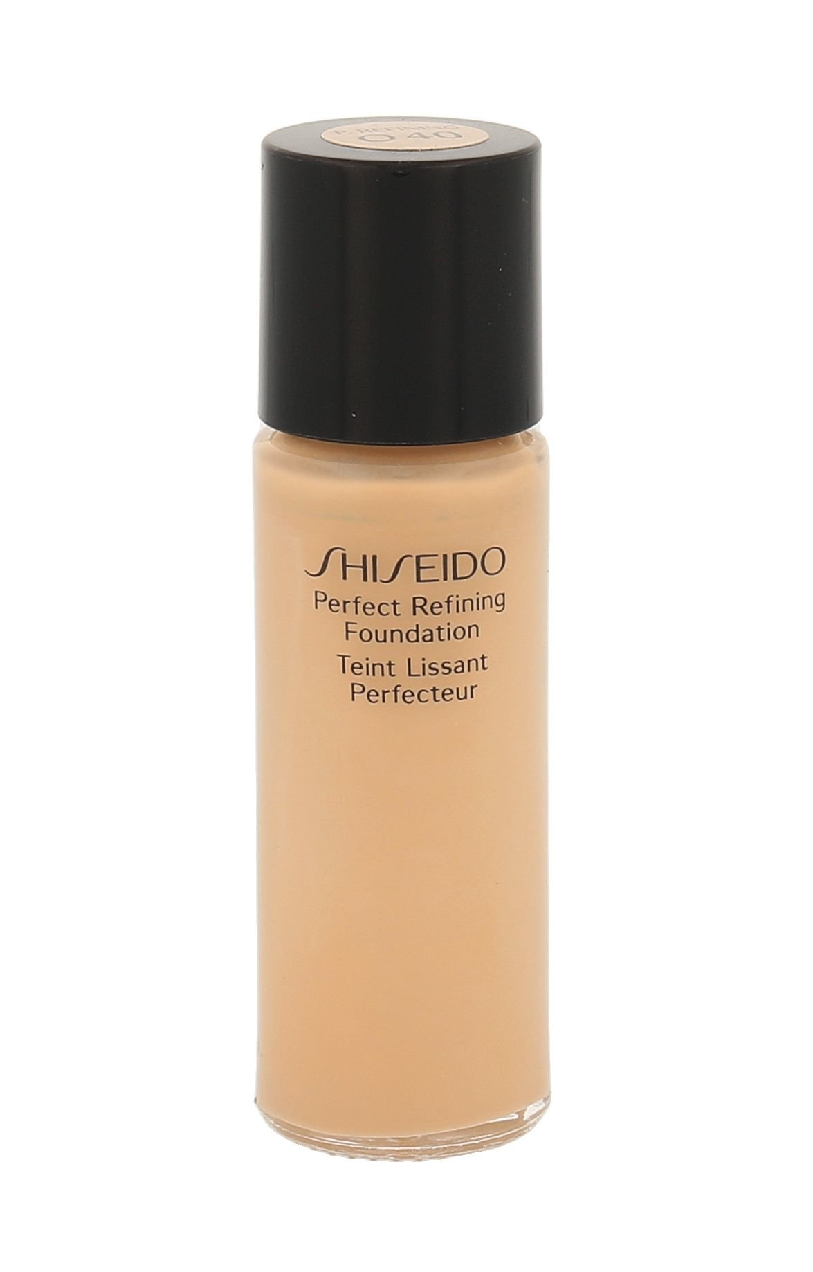 Shiseido Perfect Refining Foundation Cosmetic 15ml O40 Natural Fair Ochre