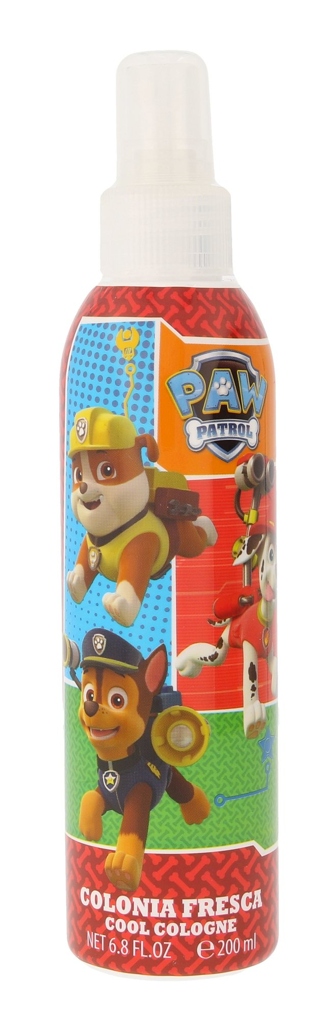Nickelodeon Paw Patrol Tělový spray 200ml