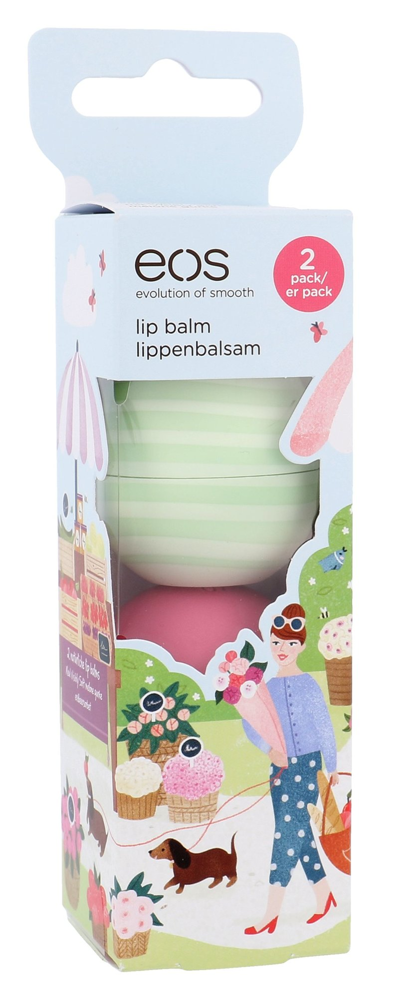 EOS Lip Balm Cosmetic 7ml