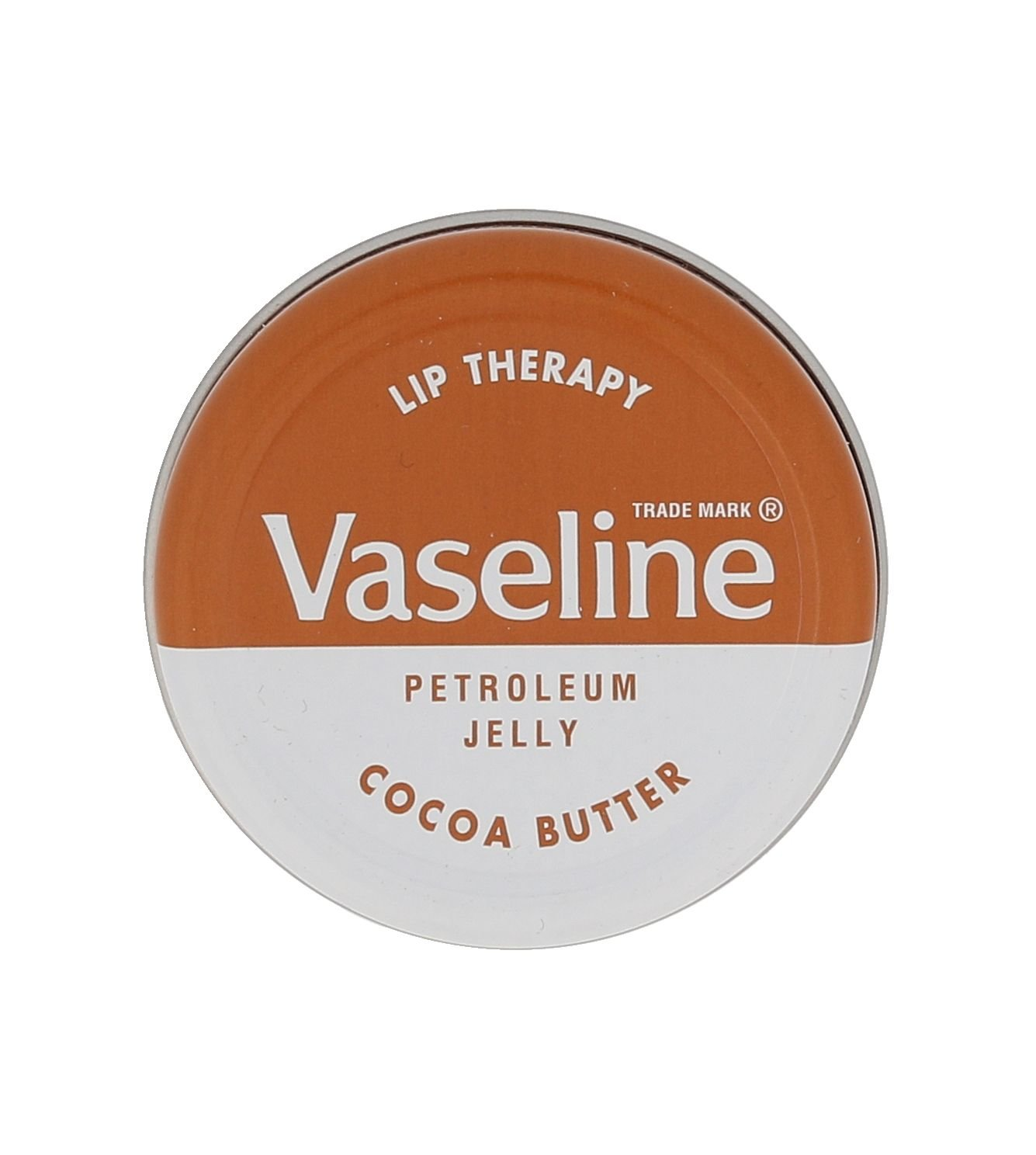 Vaseline Lip Therapy Cocoa Butter Cosmetic 20g