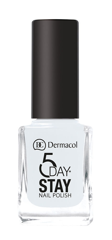 Dermacol 5 Day Stay Cosmetic 11ml 01 Snow White